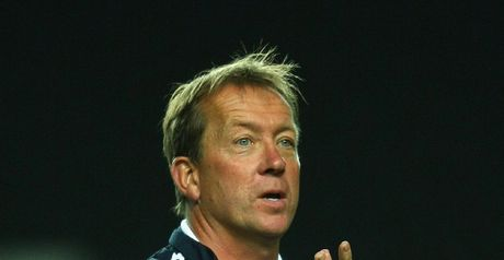 Curbishley: Cursing luck