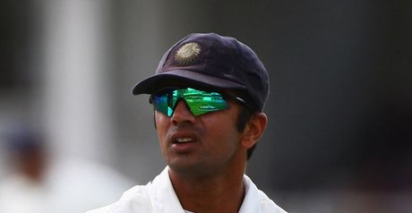 Dravid: No complaints