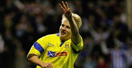 Naismith: Valued at £2m