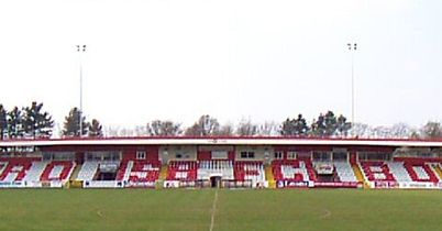 Lamex Stadium: The home of Stevenage