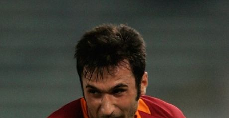 Vucinic: Two-goal hero