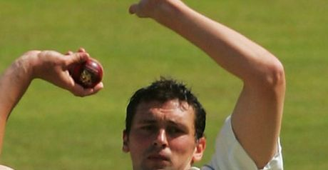 Harmison: season ending injury