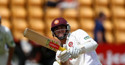 Peters: Unbeaten ton for visitors on day four