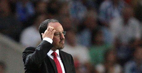 Benitez: Porto pain
