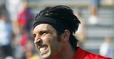 Buffon: Muscle injury