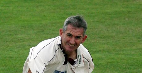 Caddick: Four wickets