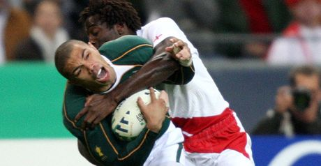 Habana: Was shackled by Sackey during the World Cup final