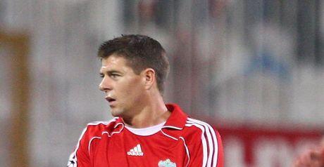 Gerrard: Defeated