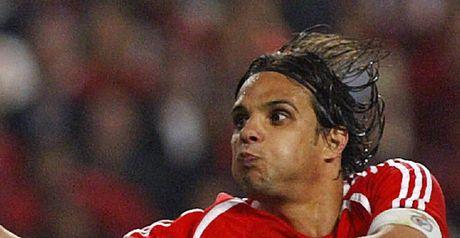 Nuno Gomes: Consolation strike