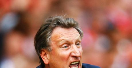 Warnock: New challenge