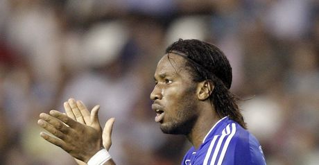 Drogba: Brilliant winner