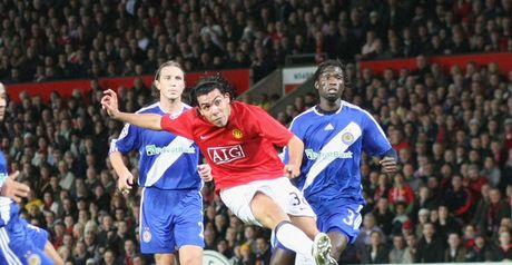 Tevez: United's second