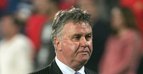 Hiddink: Unlikely to replace Grant