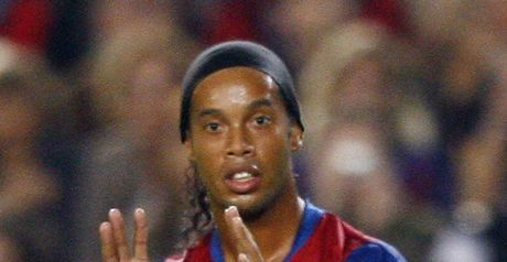 Ronaldinho: Not needed