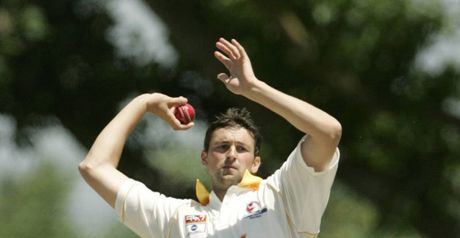 Harmison: heading to Sri Lanka