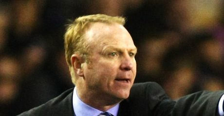 McLeish: Conditions a problem