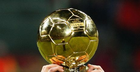 Ballon d'Or: Barca-bound