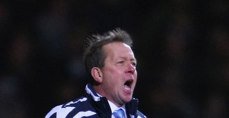 Curbishley: Crowd got a lift