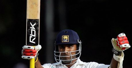 Jayawardene: Pitch played against his side