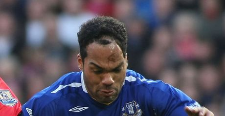 Lescott: On the bench for England