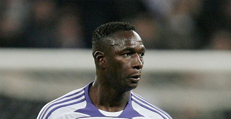 Diarra: Thigh injury