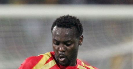 Feindouno: Two goals and a red card
