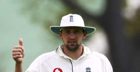 Harmison: Hoping to return to his best form