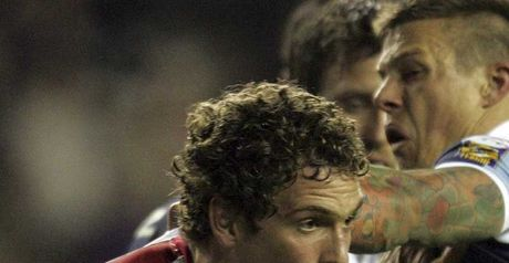 O'Loughlin: shoulder injury