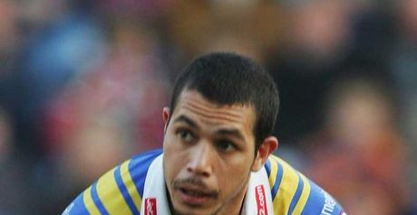 Webb: Back for the Rhinos