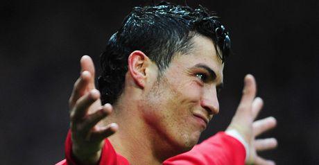Ronaldo: Top talent