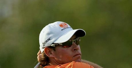 Davis: In contention for a first PGA title