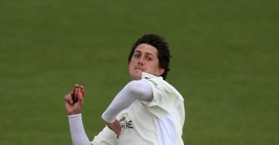 Lewis: Two wickets