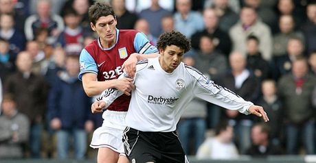 Ghaly: On loan at Derby