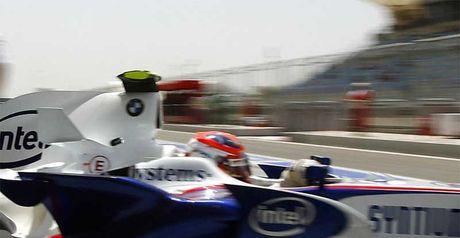 Kubica: Bahrain pole