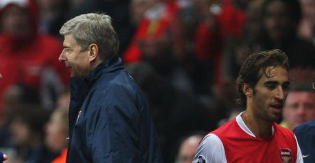 Wenger: Moving on from Flamini exit