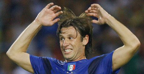Cassano: Back in Italy set-up