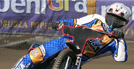 Adam Shields: Has quit speedway (Pic credit Fotospeedway.pl)