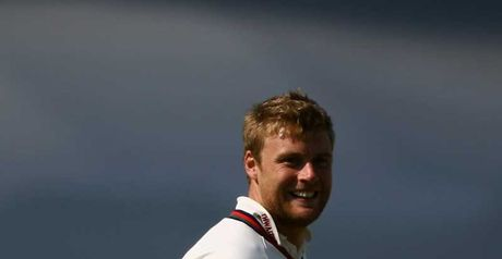 Flintoff: Frustrating