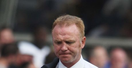 McLeish: End to winning run