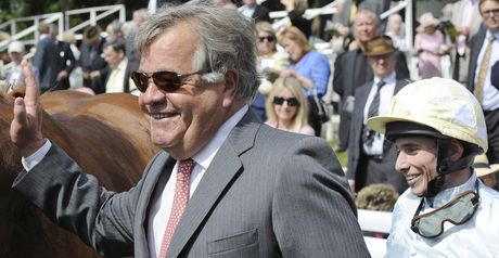 Stoute and Moore: Winning pairing