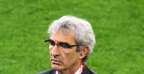 Domenech: Difficult weekend