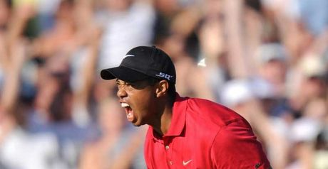 Woods: see him in the US Open on Sky
