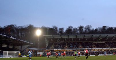 Adams Park: Home to the Chairboys