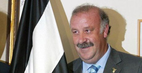 Del Bosque: Spain post