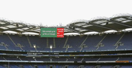 Croke Park will host the second Test of the International Rules series between Ireland and Australia.