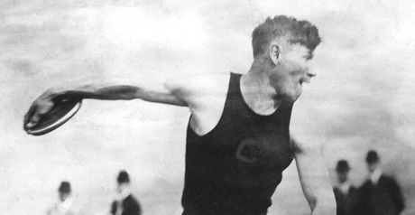 Jim Thorpe: Set world record.