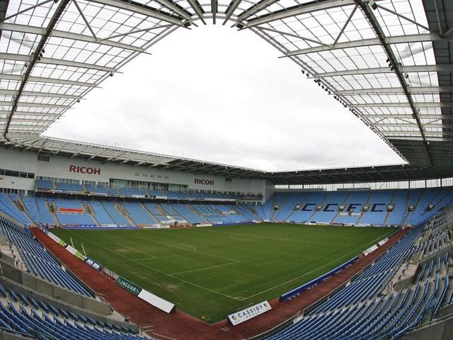 Ricoh Arena: Row over rent rumbles on