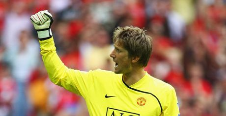Van der Sar: Could have signed in 1999