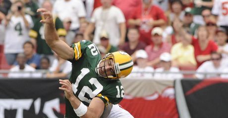 Rodgers: shoulder injury