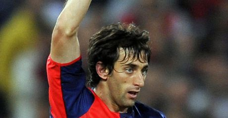 Milito: Reported Spurs target
